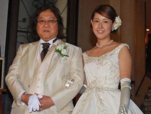 ミッキー吉野 嫁