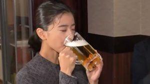 黒島結菜 酒