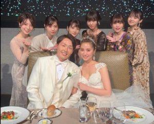 衛藤美彩 結婚式 西野七瀬 乃木坂 衣装 マナー