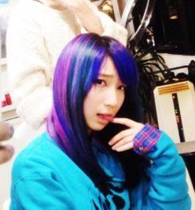 ファーストサマーウイカ 髪型