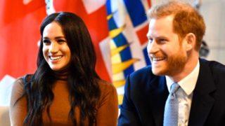ハリー王子 メーガン妃 引退 海外の反応は