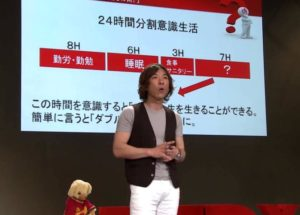 TED 日本語
