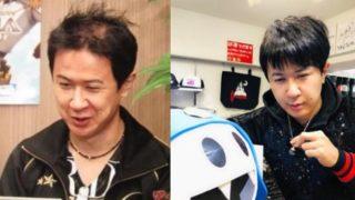 杉田智和 髪 増えた