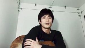 三浦春馬 ギター クローゼット