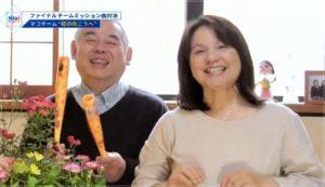 NiziUマコの両親