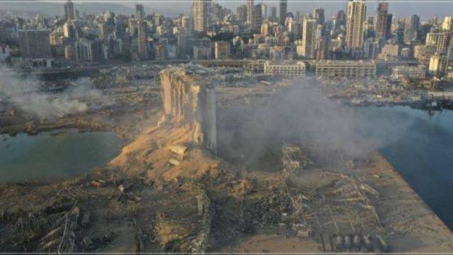 レバノン 爆発 原因