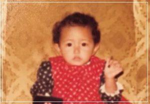 石井美保 昔の顔 若い頃