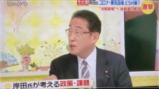 岸田文雄 スッキリ 話し方 頼りない