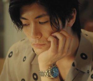 三浦春馬 着用 腕時計