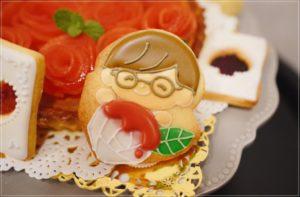 花江夏樹ケーキ