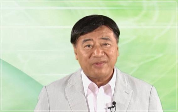 夢ジェルクッション 石田社長 カツラ