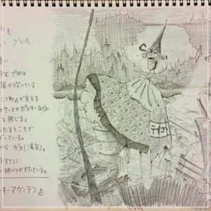 西野亮廣 絵コンテ