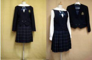 LiSA 高校 制服