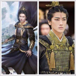 中国ドラマに出演した赤西仁