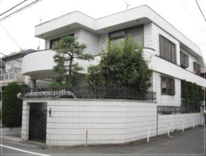 松田聖子の自宅