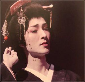 山内惠介の女形
