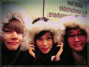 BTS V 家族
