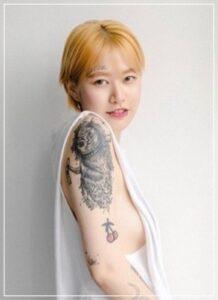 BTS ジョングク 彼女